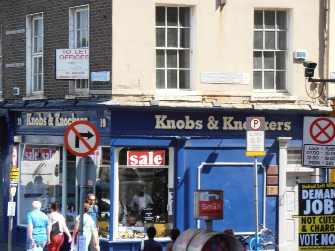 Knobs and Knockers Hahahaha!!!