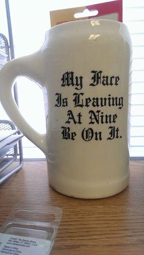 1 blog mug