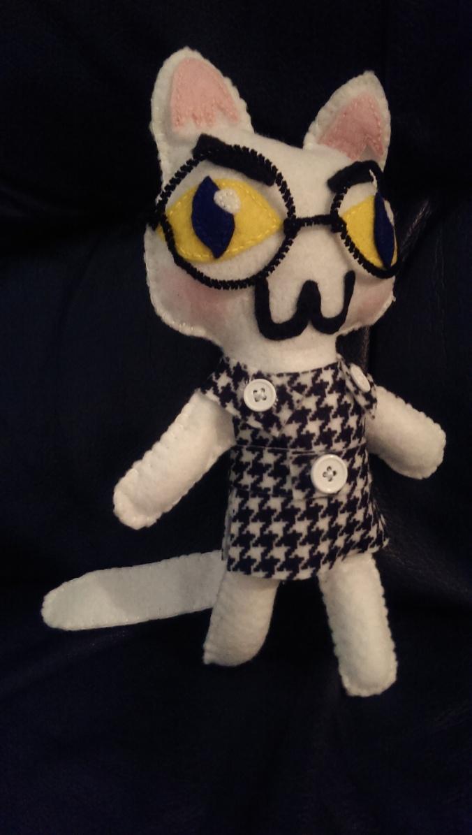 1 CAT FINAL CLOTHED